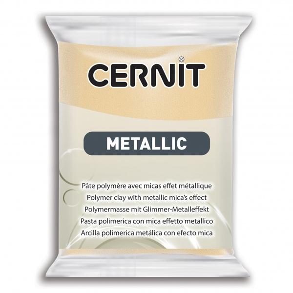 Arcilla Polimérica Cernit Metallic Champan