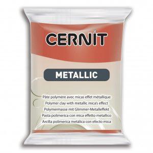 Arcilla Polimérica Cernit Metallic Cobre