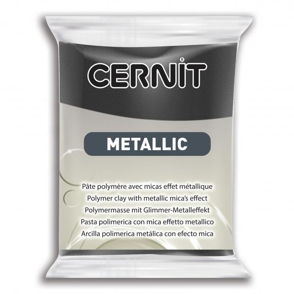 Arcilla Polimérica Cernit Metallic Hematite