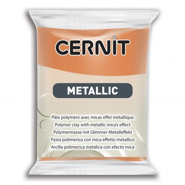 Arcilla Polimérica Cernit Metallic Herrumbre