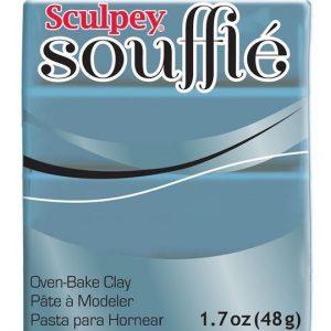Arcilla Polimérica Sculpey Soufflé Gris Azulado
