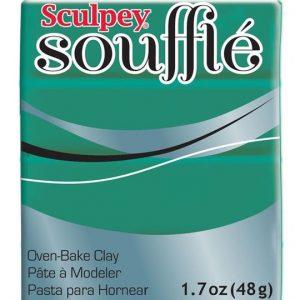 Arcilla Polimérica Sculpey Soufflé Jade