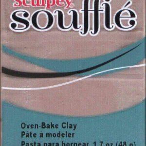 Arcilla Polimérica Sculpey Soufflé Moca