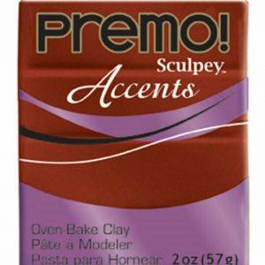 Arcilla Polimérica Premo Accents Bronce