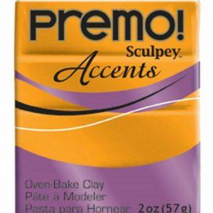 Arcilla Polimérica Premo Accents Dorado