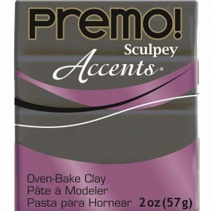 Arcilla Polimérica Premo Accents Grafito Perlado