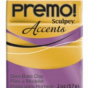 Arcilla Polimérica Premo Accents Oro 18k