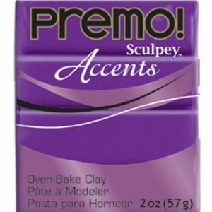 Arcilla Polimérica Premo Accents Púrpura Perlado