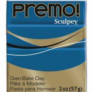 Arcilla Polimérica Premo Sculpey Azul Cobalto
