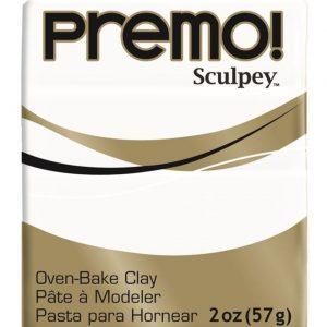 Arcilla Polimérica Premo Sculpey Blanco