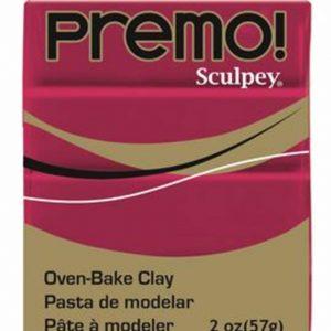 Arcilla Polimérica Premo Sculpey Carmesí
