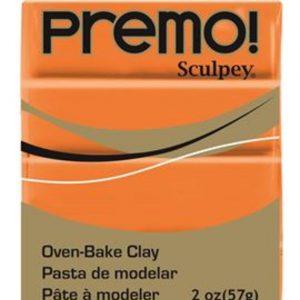 Arcilla Polimérica Premo Sculpey Naranja