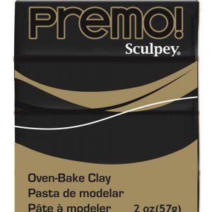 Arcilla Polimérica Premo Sculpey Negro