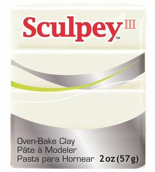 Arcilla Polimérica Scullpey III Perla