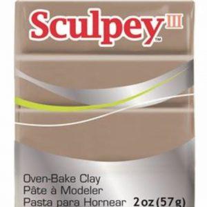 Arcilla Polimérica Sculpey III Avellana