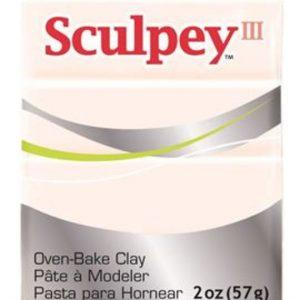 Arcilla Polimérica Sculpey III Beige