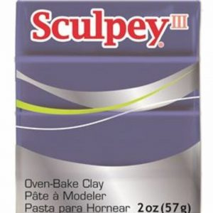 Arcilla Polimérica Sculpey III Ciruela-dulce