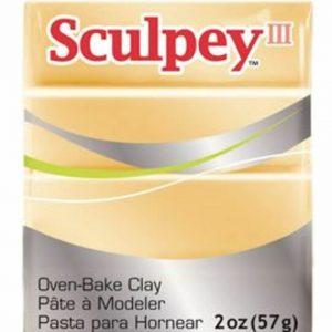 Arcilla Polimérica Sculpey III Oro Joyería