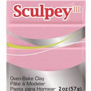 Arcilla Polimérica Sculpey III Rosa Perlado