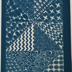 Moiko Silk Screen Patchwork2