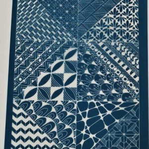 Moiko Silk Screen Patchwork3