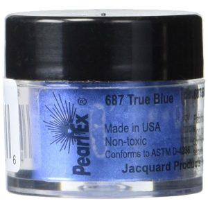 Pigmento Pearl-ex Azul