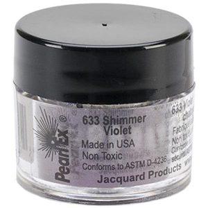 Pigmento Pearl-ex Brillo Violeta
