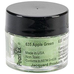 Pigmento Pearl-ex Verde Manzana