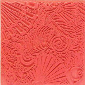 Placa de Textura Conchas