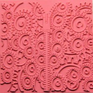 Placa de Textura Mecánica