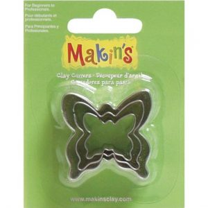 Set de Cortadores Makin's Mariposas