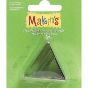 Set de Cortadores Makin's-Triángulos