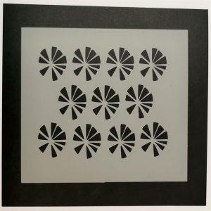 Stencil Destellos