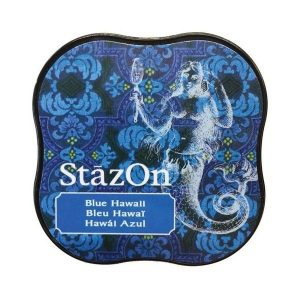 StazOn Mid Blue Hawaii