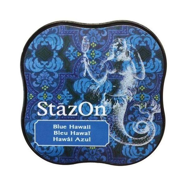 StazOn Mid Blue Hawaii