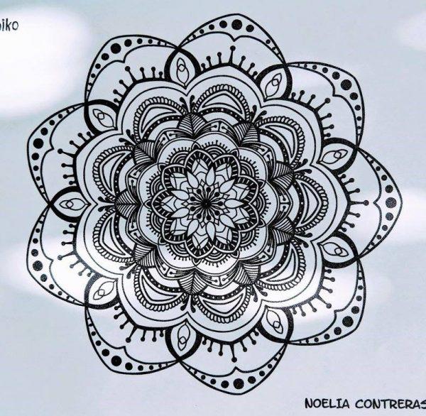 Mandala Noelia Contreras puntos
