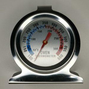termómetro de horno