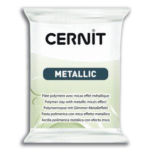 Arcilla Polimérica Cernit Metallic Nacarado