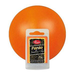 Pardo Joyería Calcita Naranja