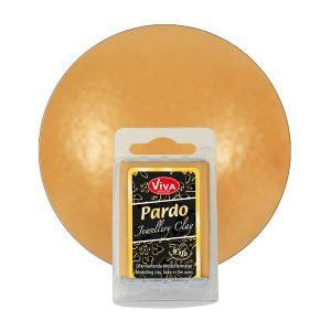 Pardo Metálico Oro